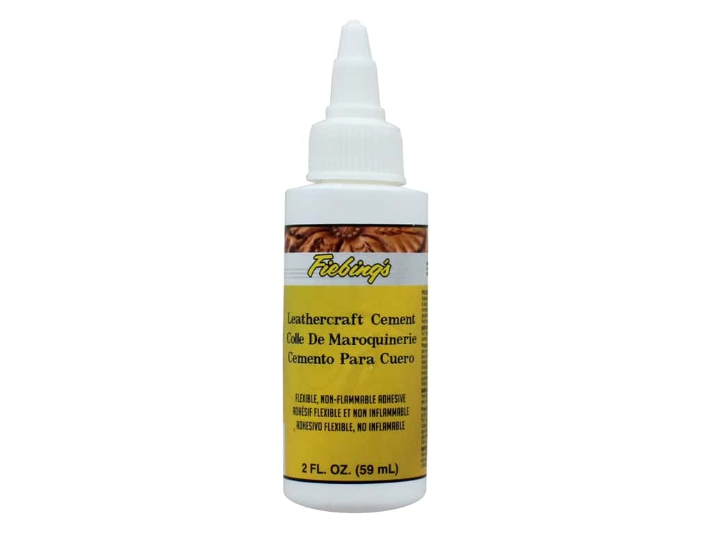 REALEATHER by Silver Creek Tool Leathercraft Adhesive 2 oz