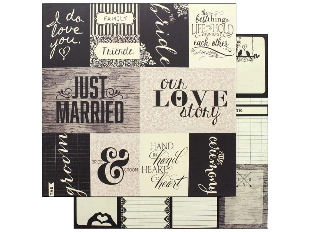 """Authentique Collection Always Paper 12""""x 12"""" Eight (25 pieces)"""