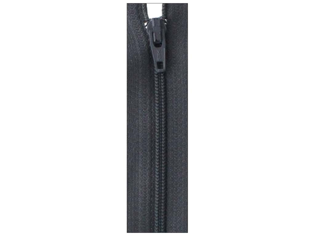 Atkinson Designs Zipper by YKK 14 in. Charcoal (6 pieces)
