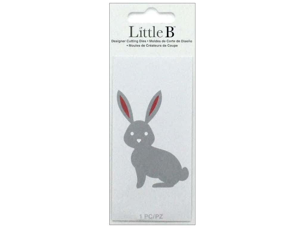 Little B Cutting Die Mini Bunny