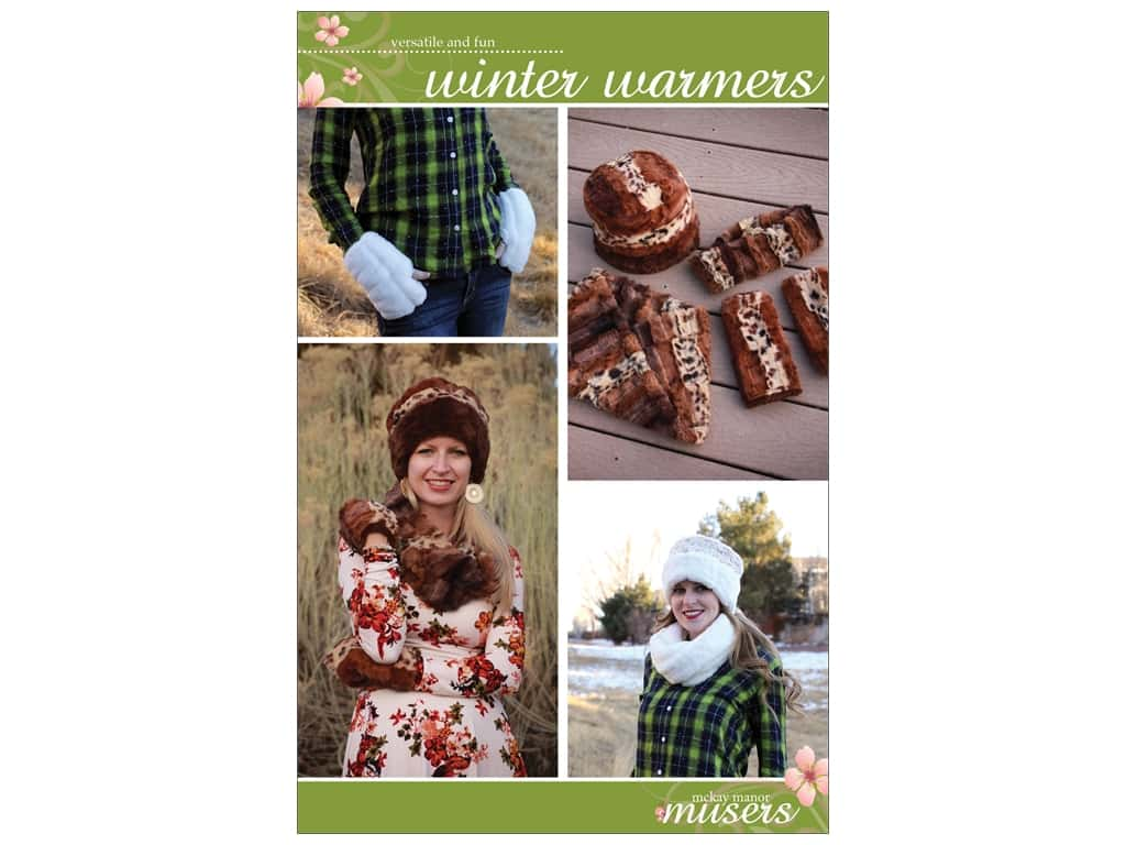 Mckay Manor Musers Winter Warmers Pattern