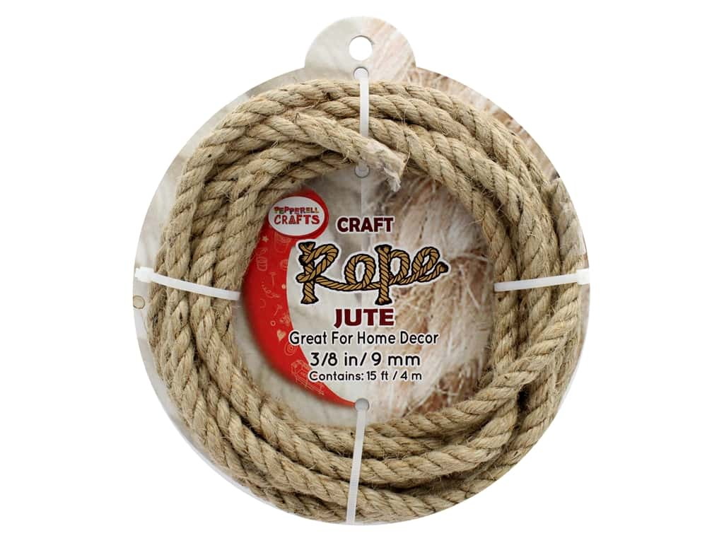 Jute Rope for Crafting