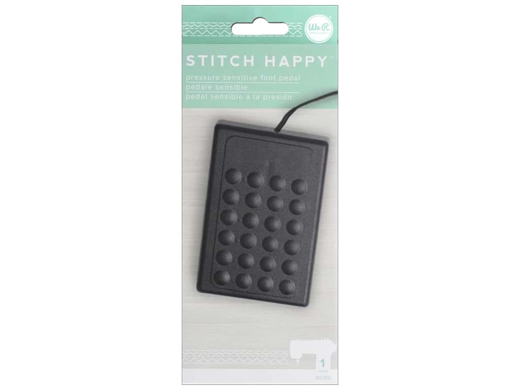 We R Memory Keepers Stitch Happy Machine Compression Foot Pedal