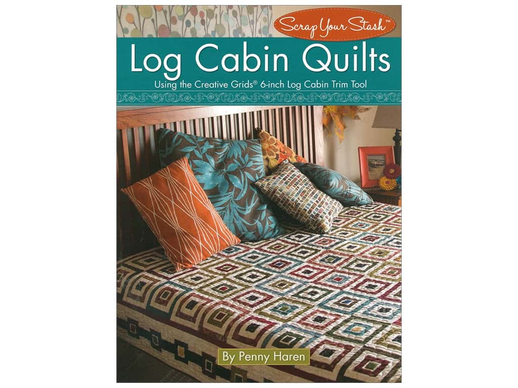Log Cabin Quilts Book