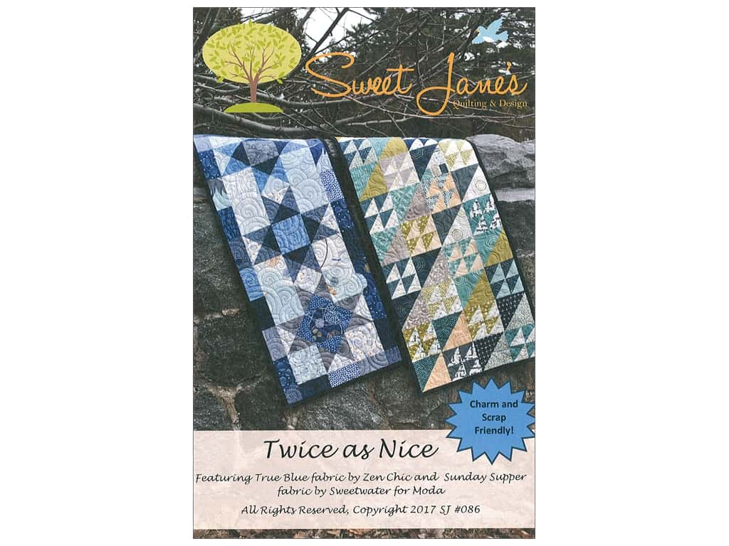 Sweet Jane's Designs Twice As Nice Pattern