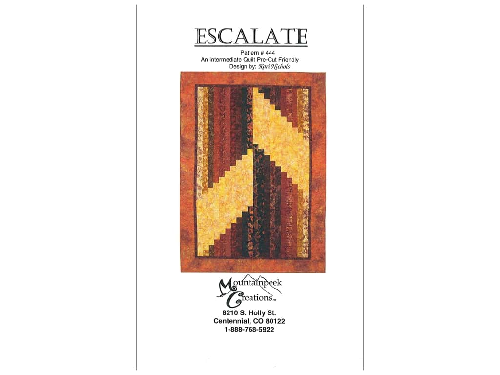 Mountainpeek Creations Escalate Pattern