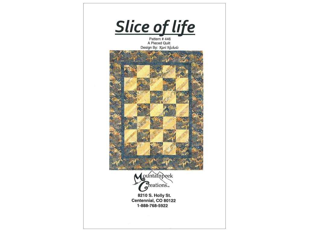 Mountainpeek Creations Slice of Life Pattern