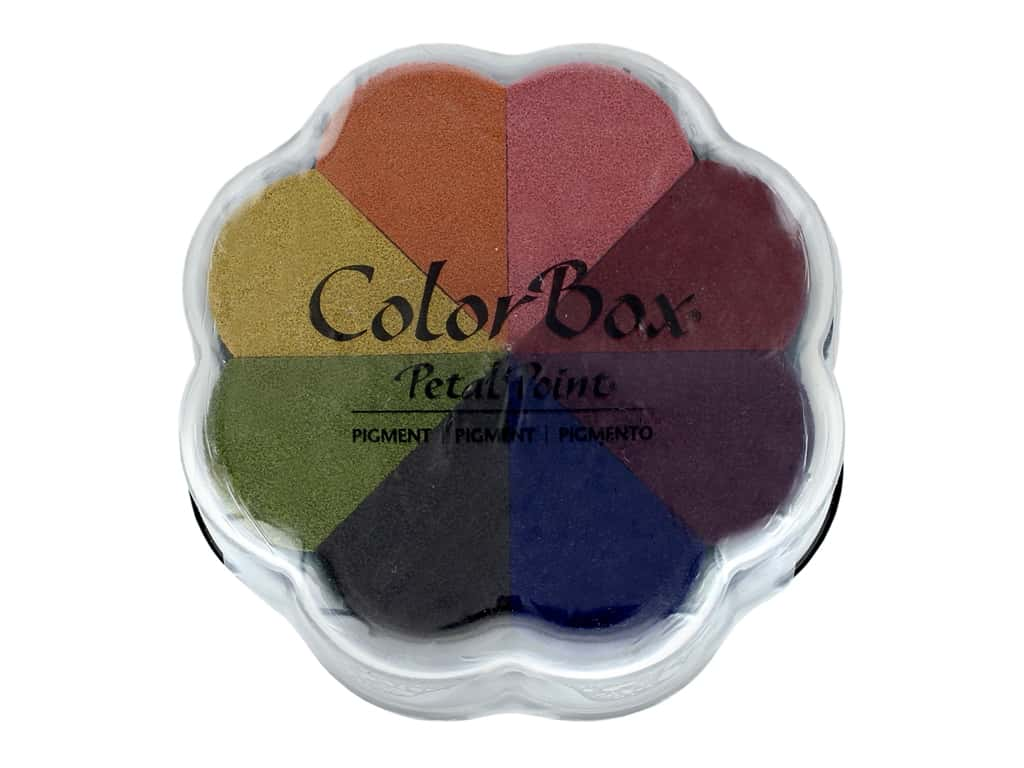 ColorBox Pigment Inkpad Petal Point Sunset