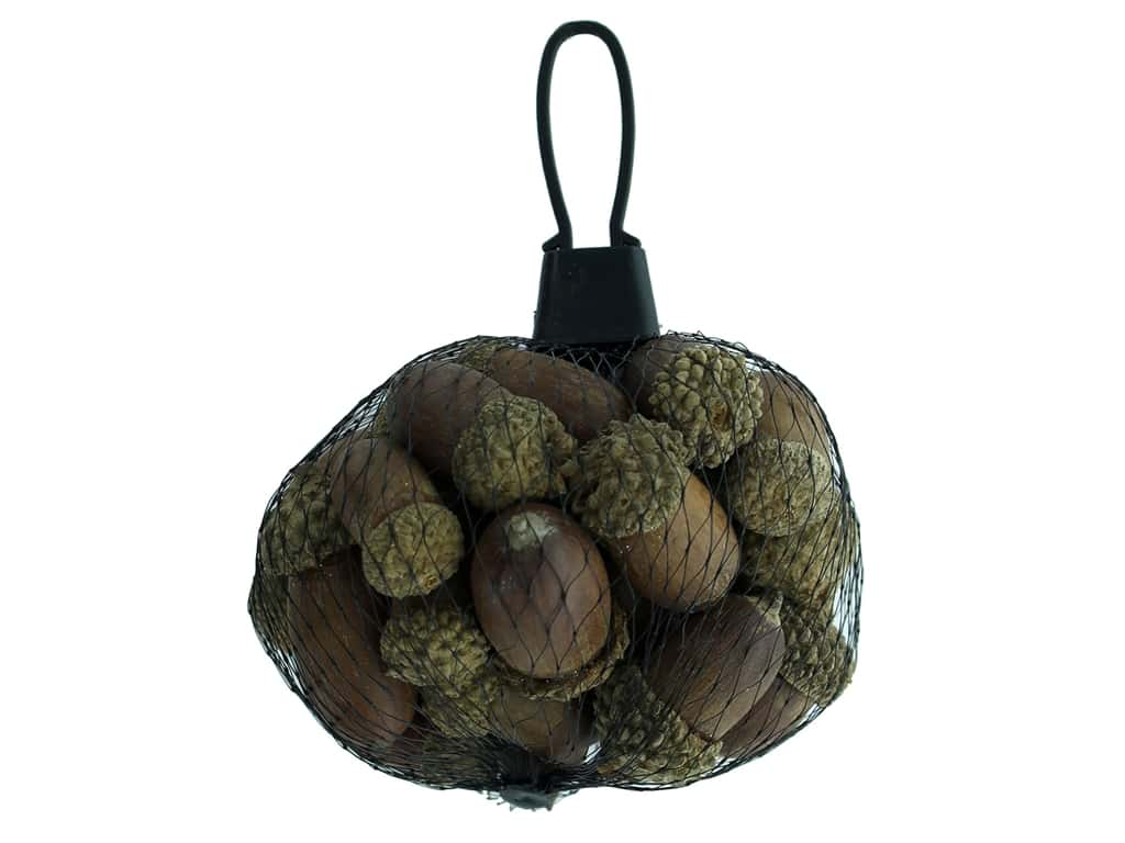 Darice Small Acorn Decorations