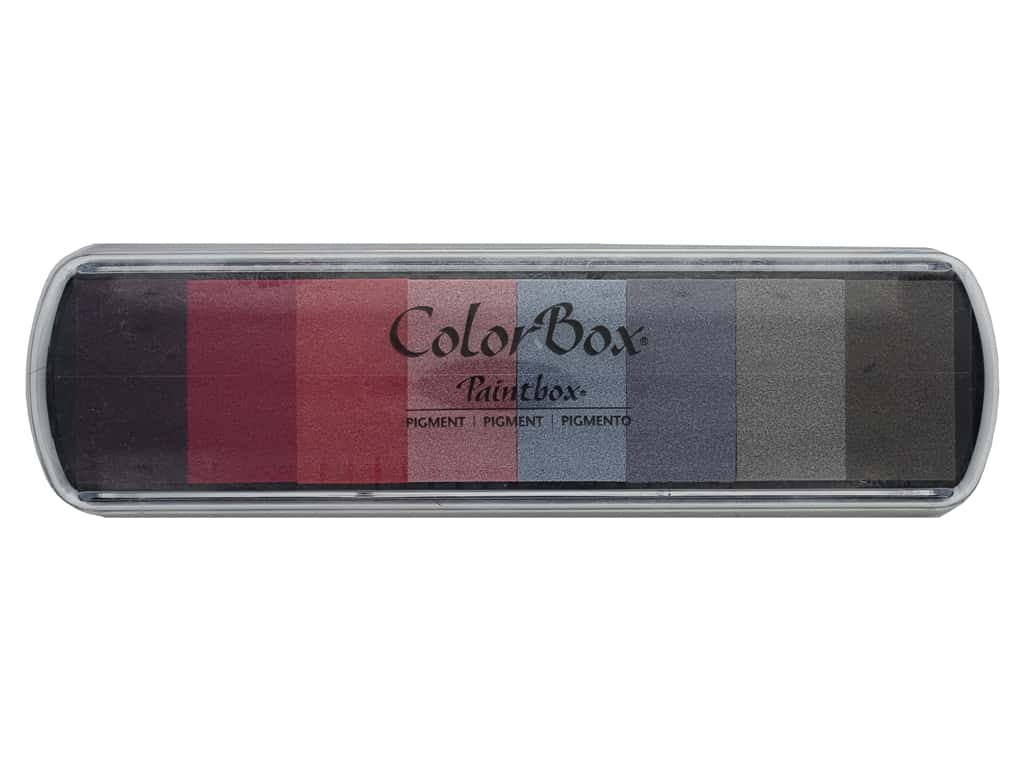 ColorBox Pigment Inkpad Paint Box Love