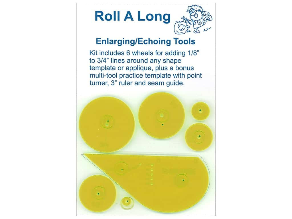 Almost Heaven Woodcraft Roll A Long Echo Tool Set