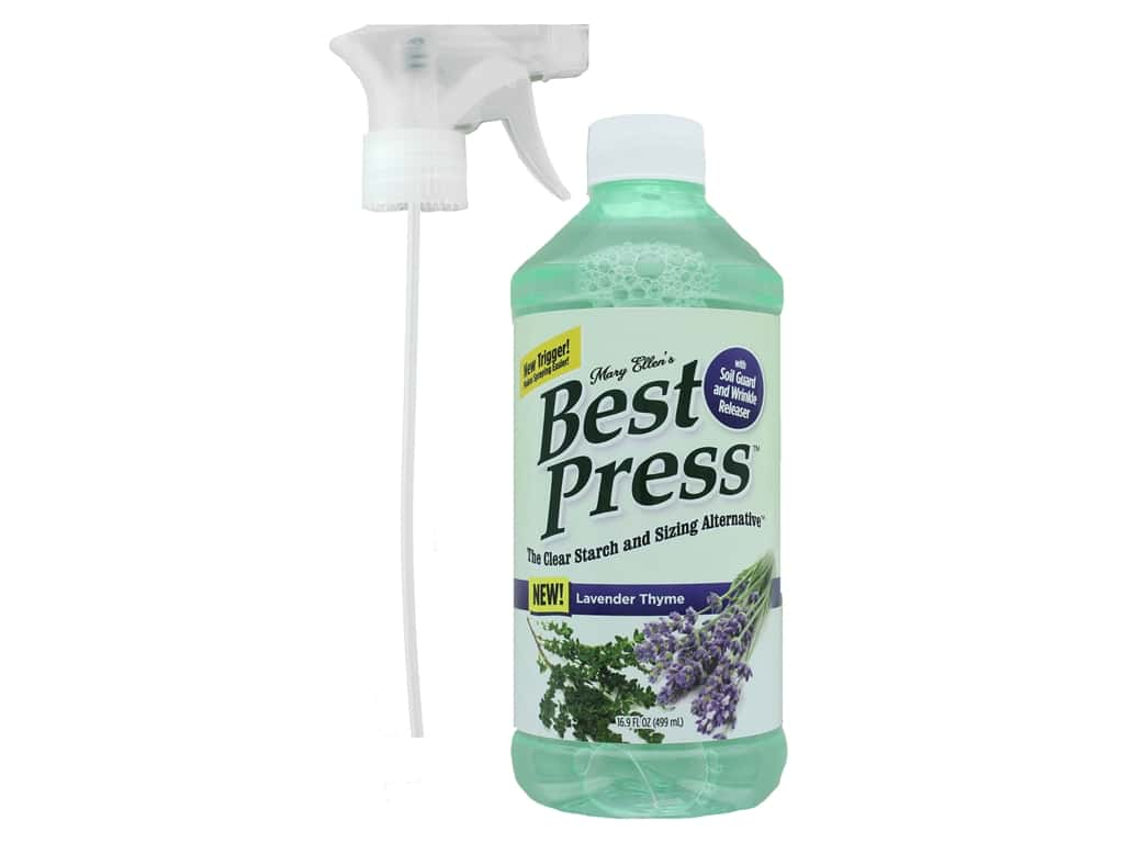 Mary Ellen's Best Press 16.9 oz. Lavender Thyme