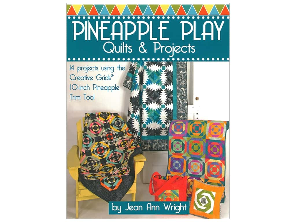 Landauer Pineapple Play Book