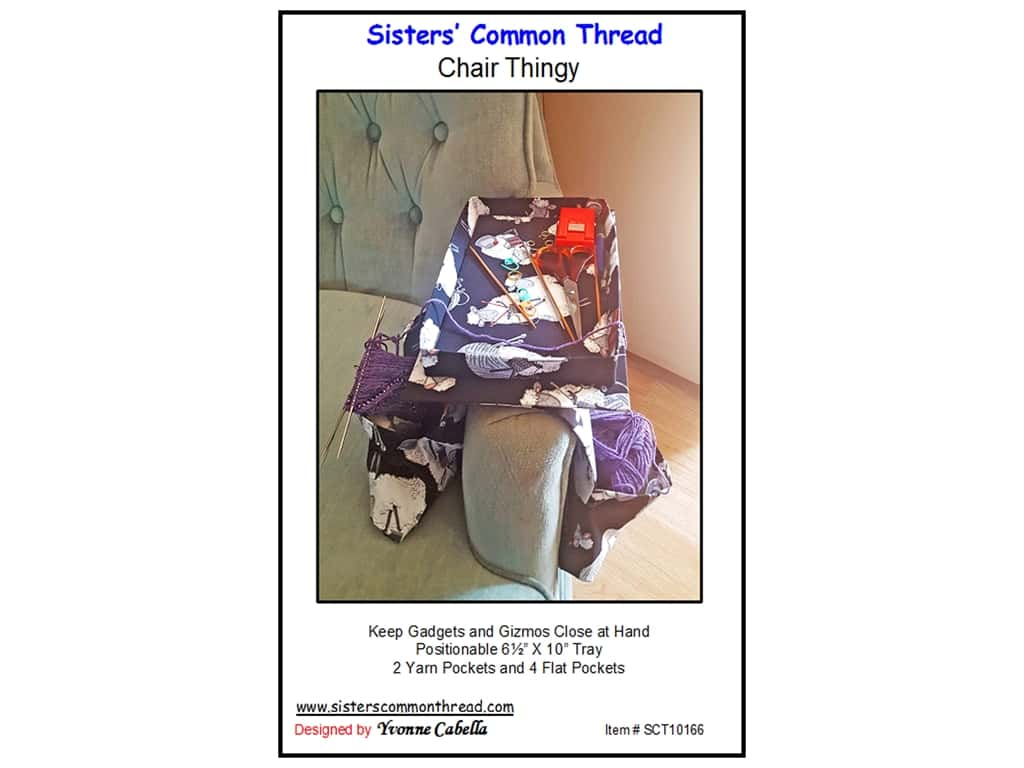 Sisters' Common Thread Chair Thingy Pattern
