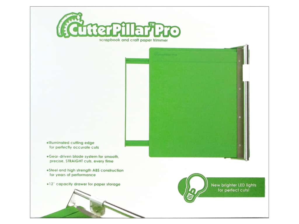 CutterPillar Pro Paper Trimmer ABS