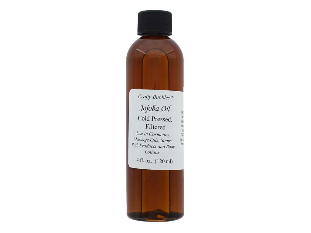 Crafty Bubbles Jojoba Oil 4 oz