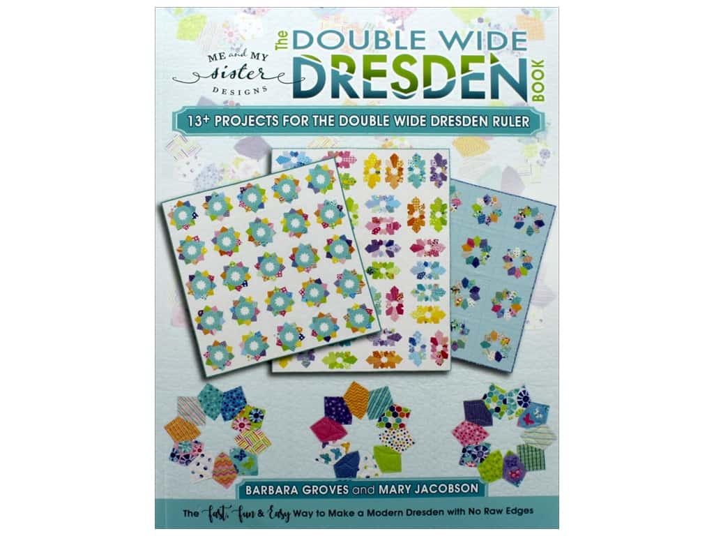 Me And My Sister Design The Double Wide Dresden Book