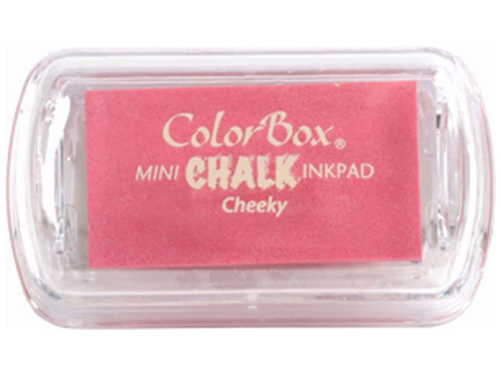 ColorBox Fluid Chalk Ink Pad Mini Cheeky