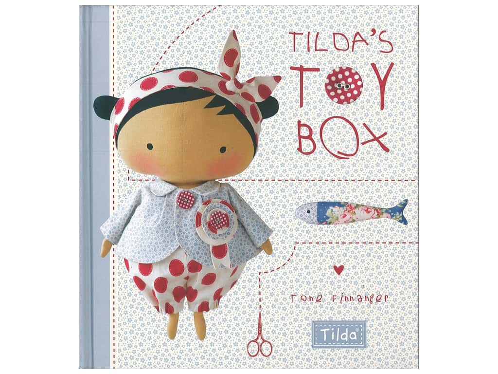 David & Charles Tilda's Toy Box Book