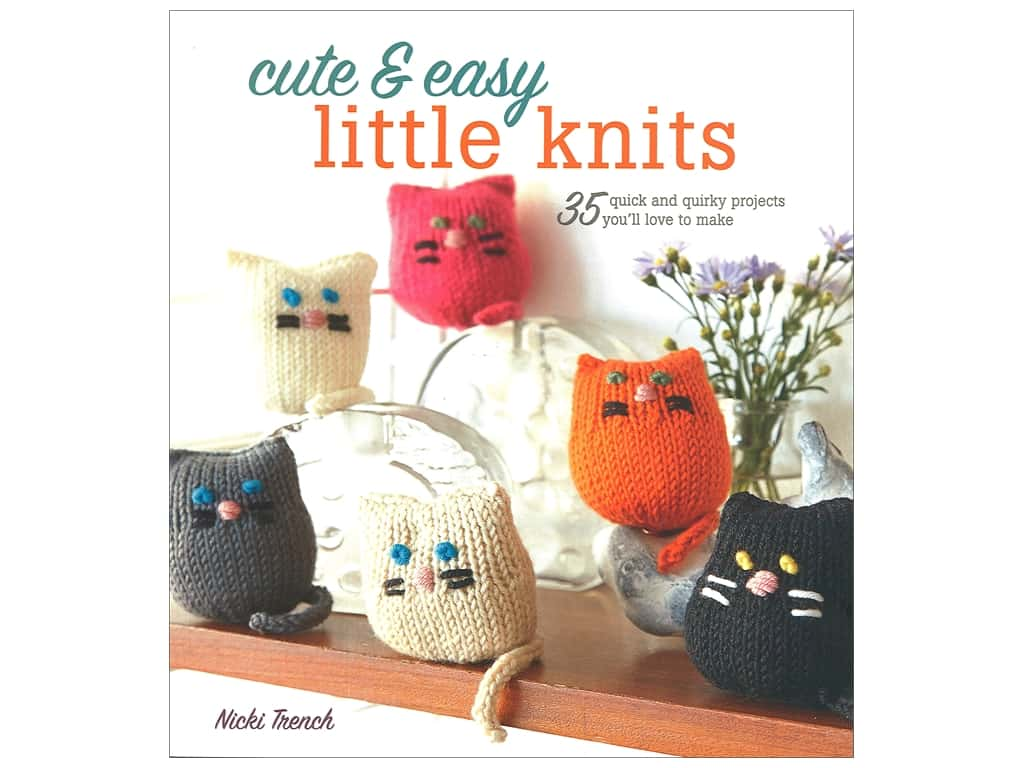 Cico Cute & Easy Little Knits Book