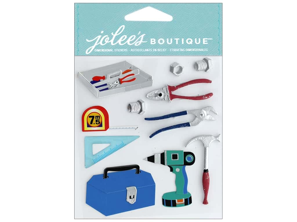 Jolee's Boutique Stickers Tools