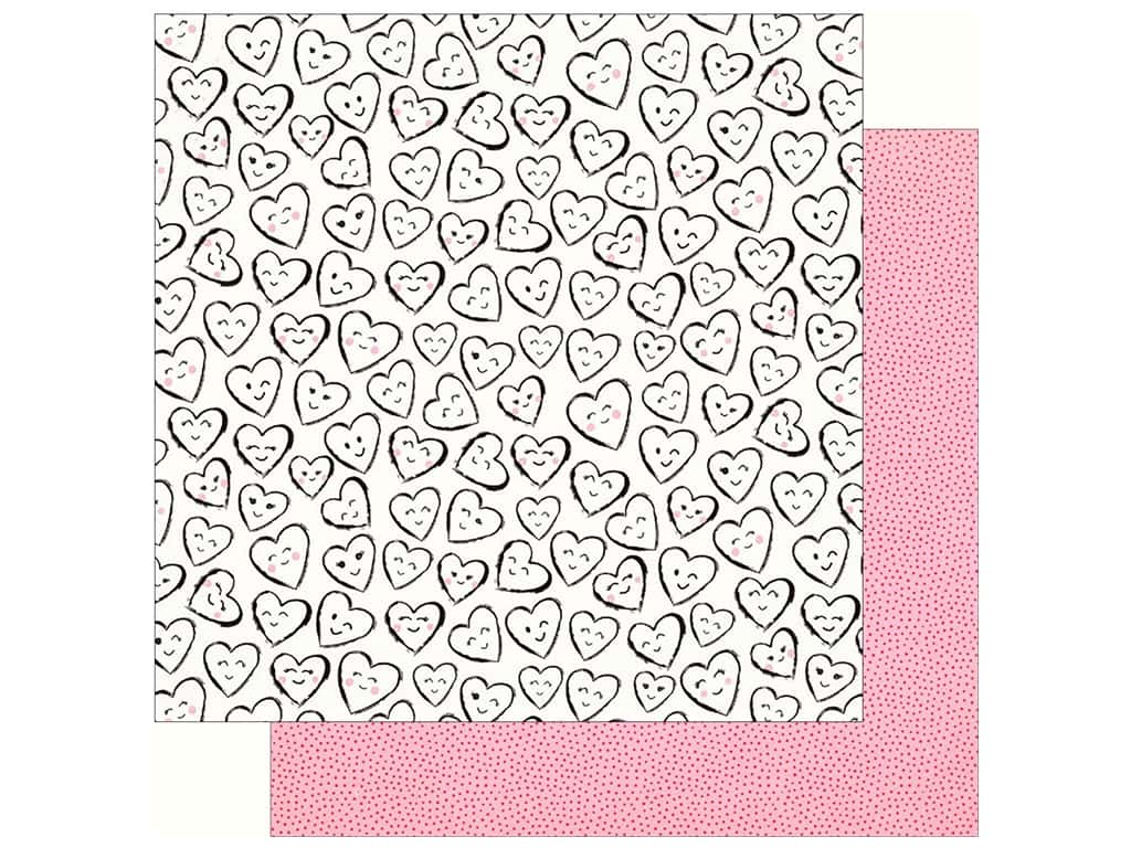 Crate Paper Collection Main Squeeze Paper 12 in. x 12 in.  Crush (25 pieces)