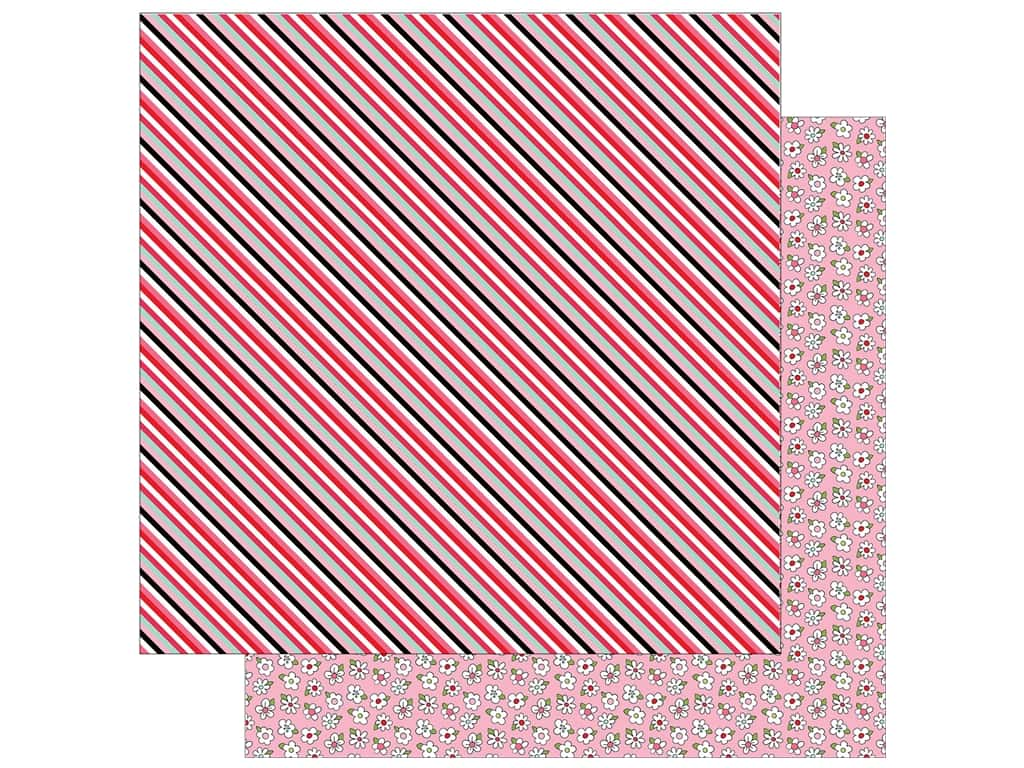 Photo Play Love Notes Paper 12 in. x 12 in. Crush (25 pieces)
