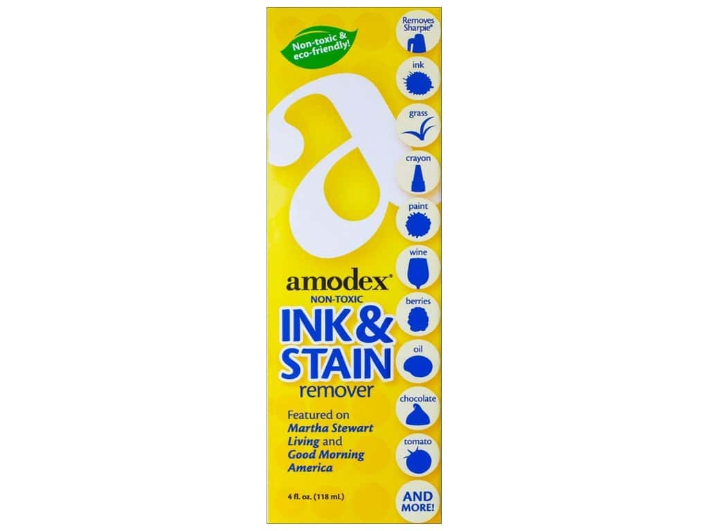 Amodex Ink & Stain Remover 4 oz