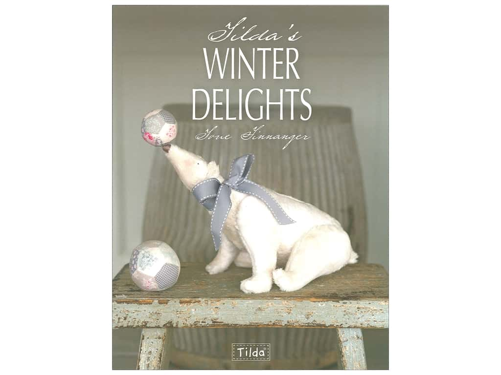 David & Charles Tilda's Winter Delights Book