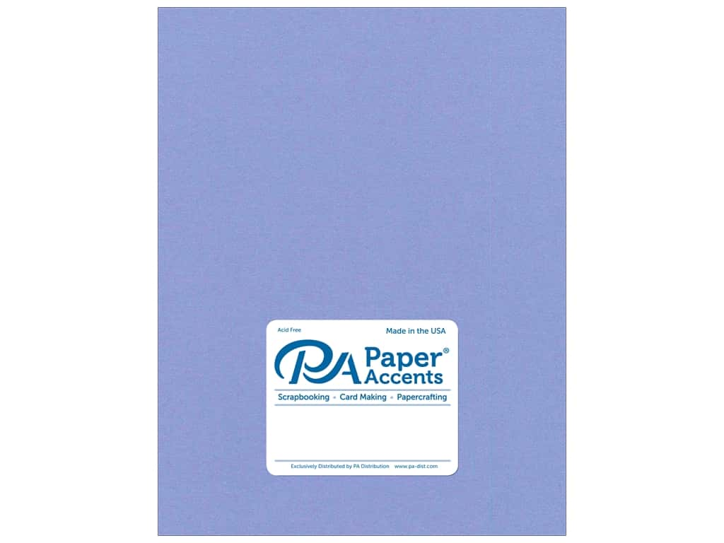 Paper Accents Cardstock 8 1/2 x 11 in. #8806C Pearlized Cascade 25 pc.