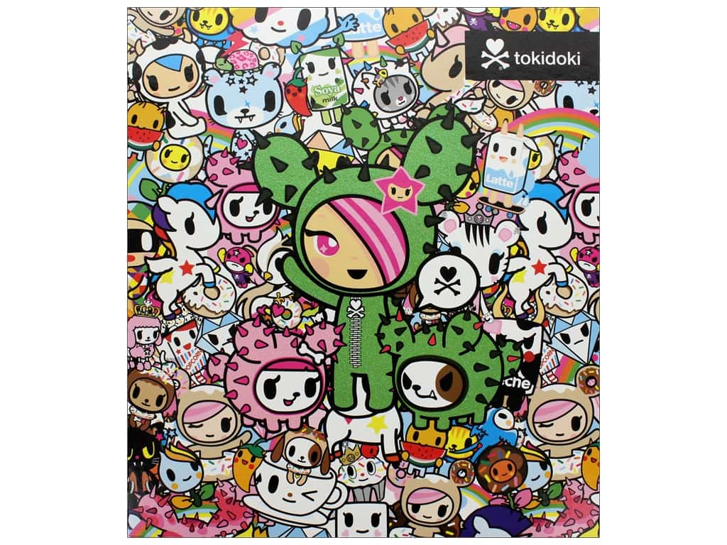 Blueprint Books Tokidoki Ring Binder