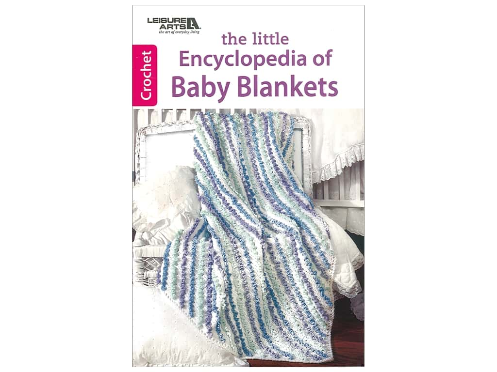 The Little Encyclopedia Of Baby Blankets Book