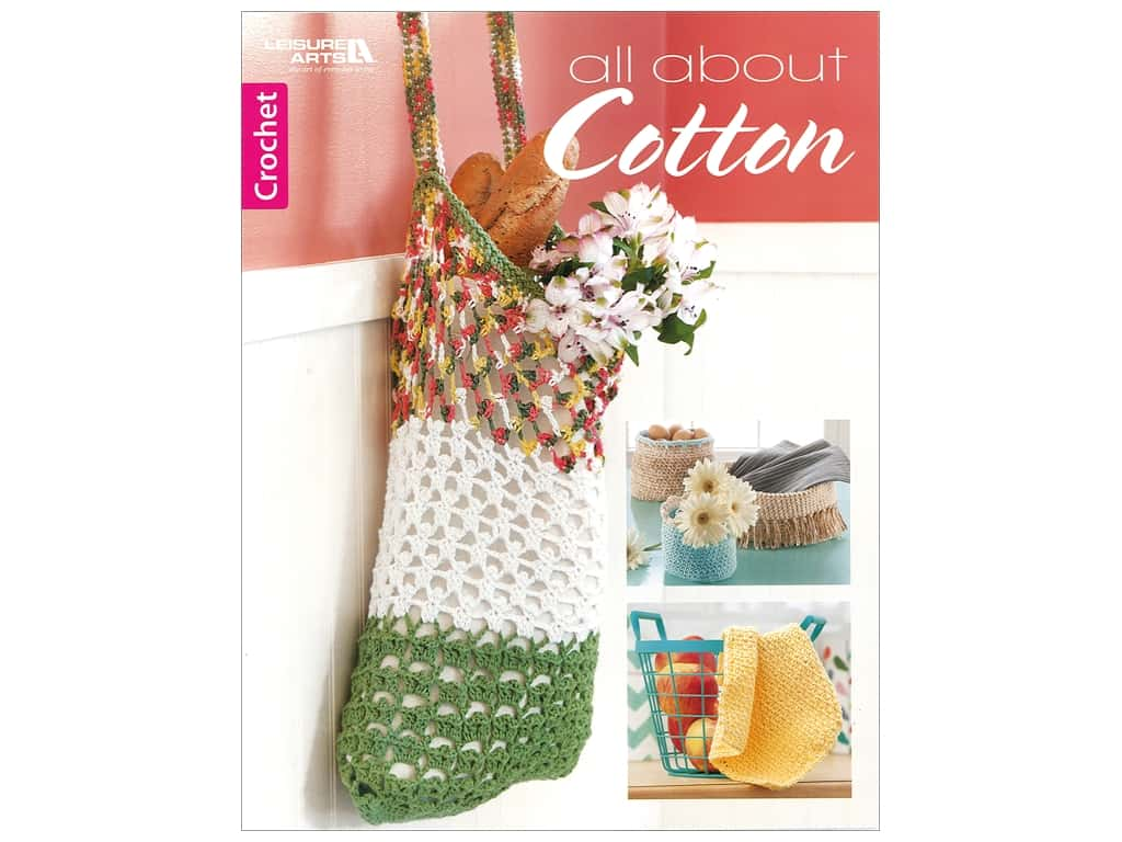 All About Cotton Book