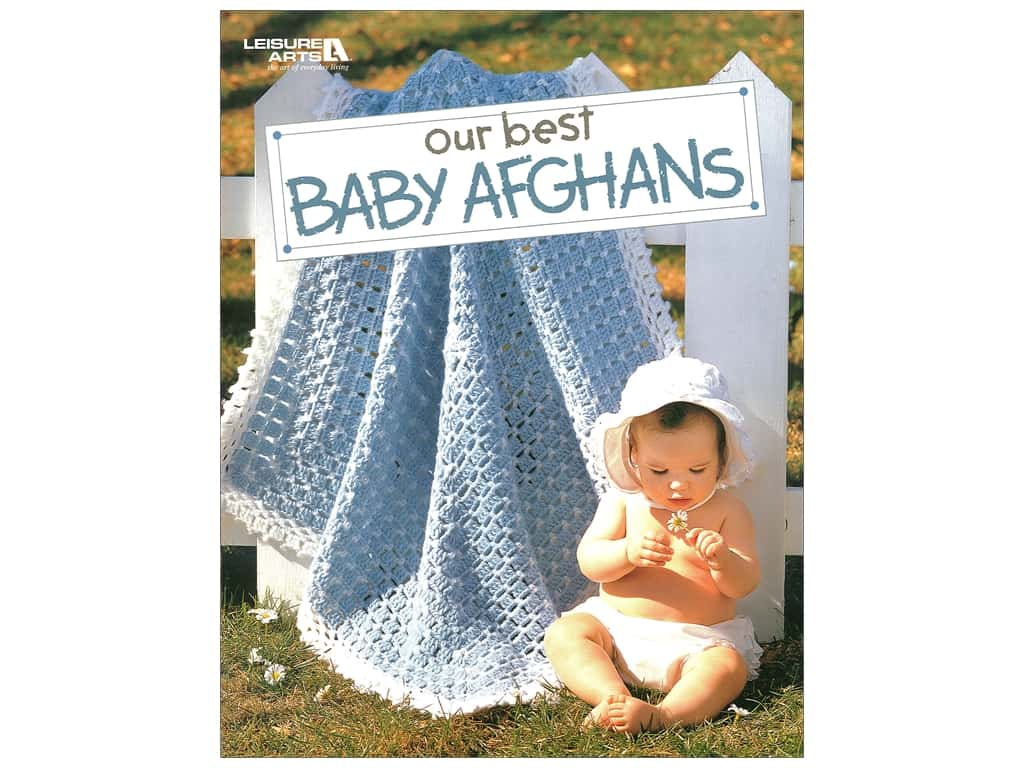 Our Best Baby Afghans Book