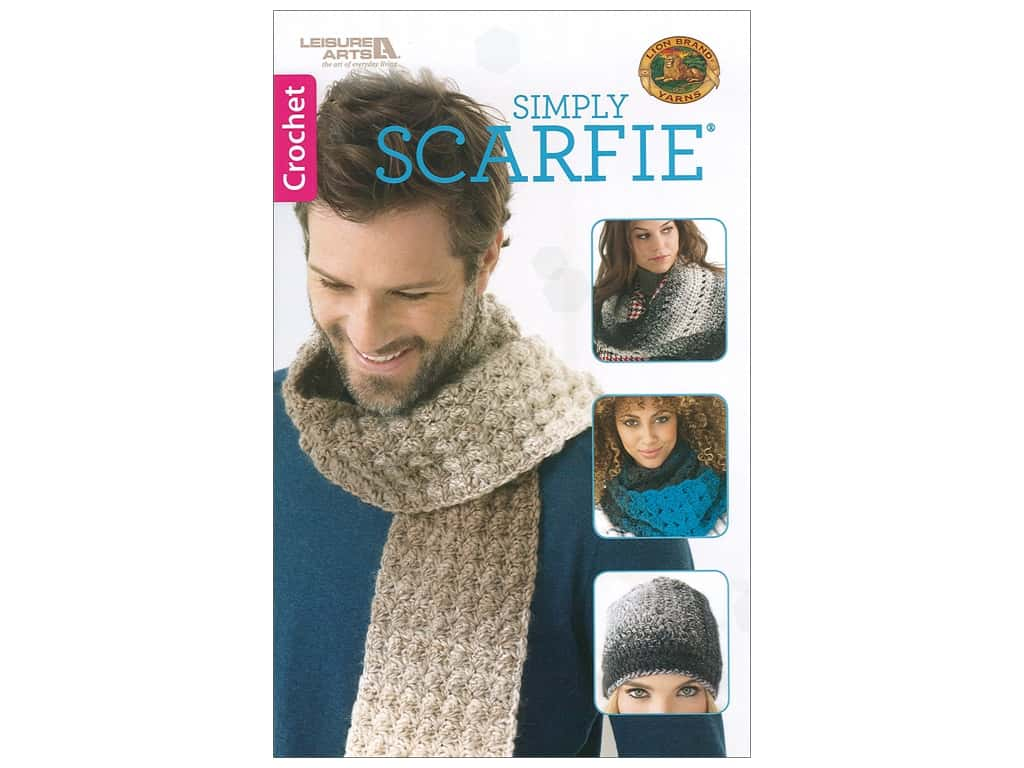 Simply Scarfie Book