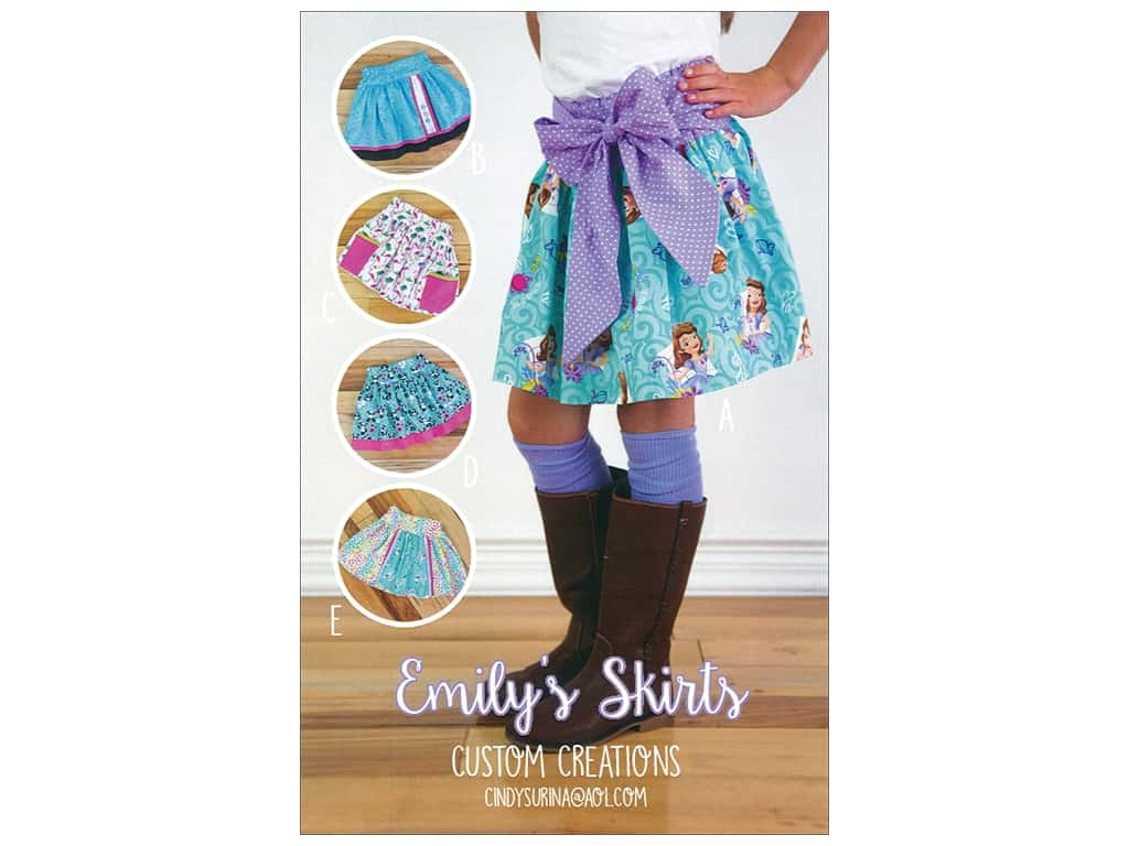 Custom Creations Emily's Skirts Pattern