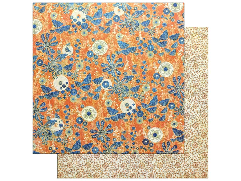 Graphic 45 Collection Sun Kissed 12 in. x 12 in. Under The Sea (25 pieces)