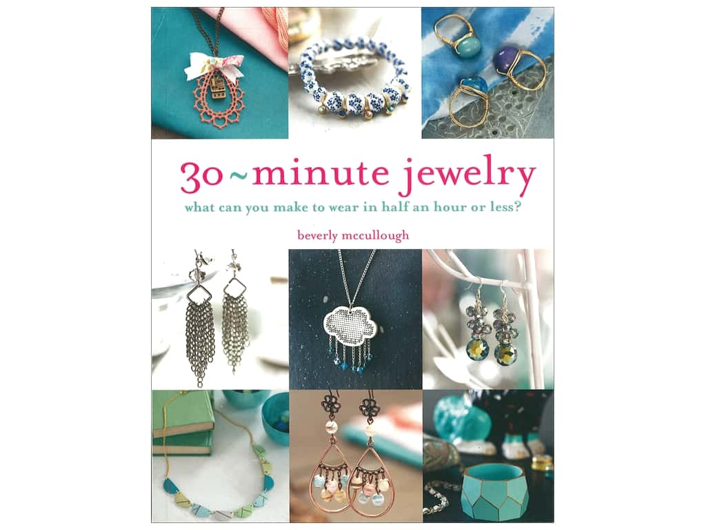 Barron's 30 Minute Jewelry Book