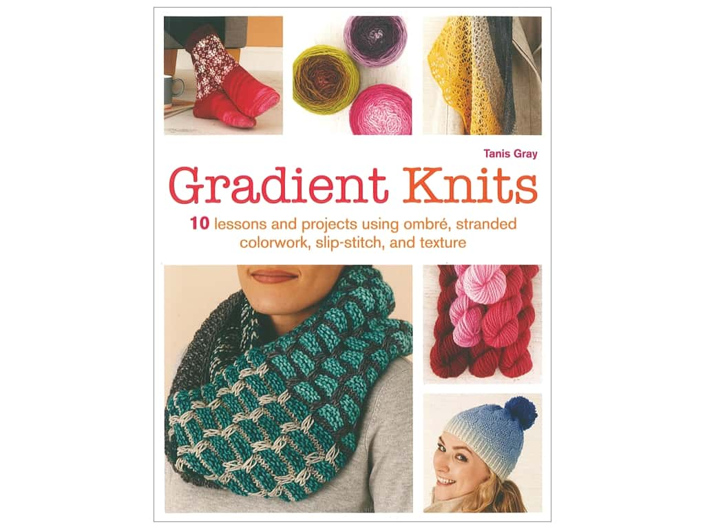 Barron's Gradient Knits Book