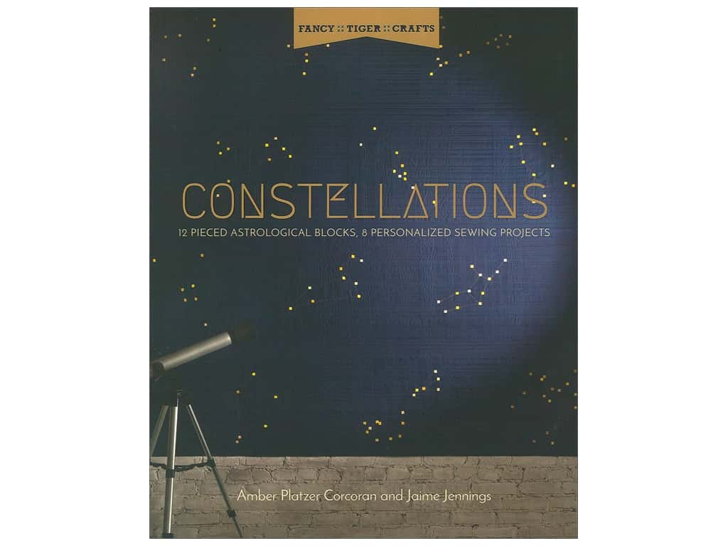 Lucky Spool Constellations Book