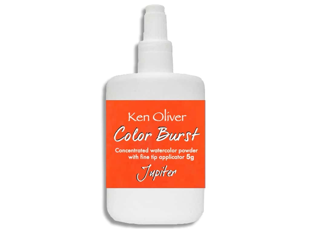 Contact Crafts Ken Oliver Color Burst 5 g Jupiter