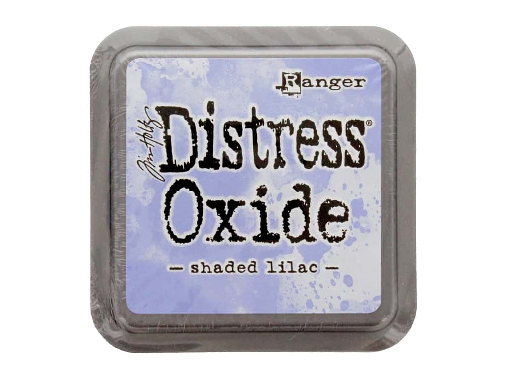 Ranger Tim Holtz Distress Oxide Ink Pad Shaded Lilac