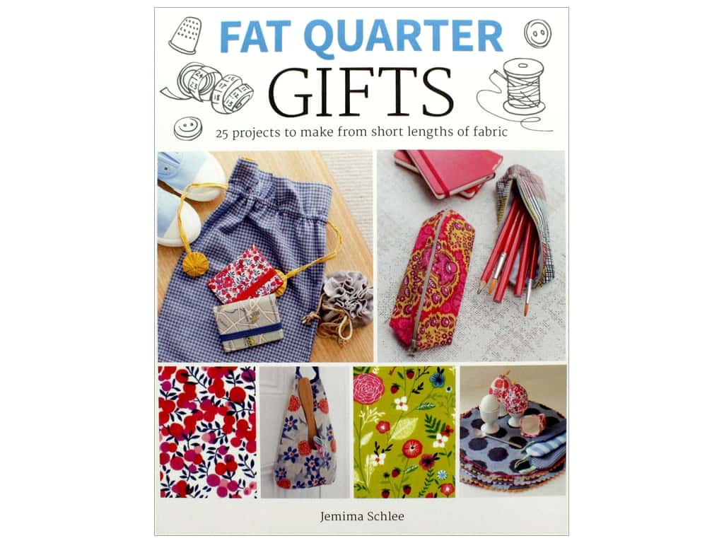 Fat Quarter Gifts Book