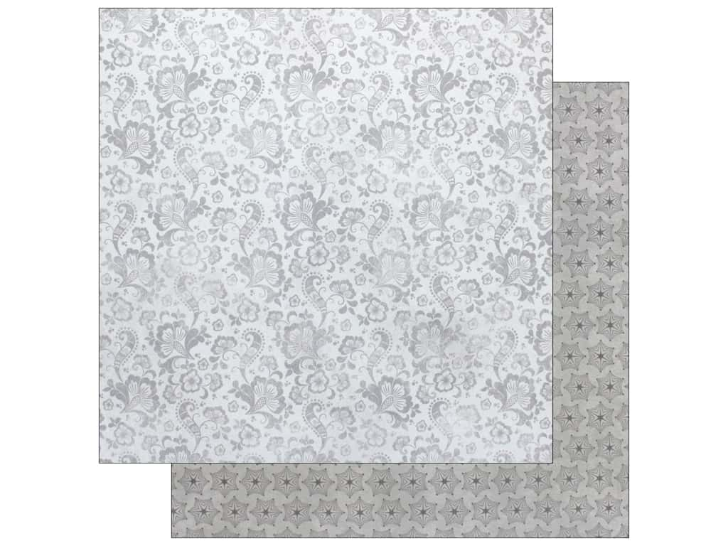 Bo Bunny Collection Black Tie Affair Paper 12 in. x 12 in. Elegant (25 pieces)