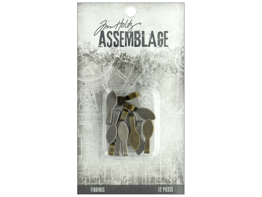 Tim Holtz Assemblage Findings Bails
