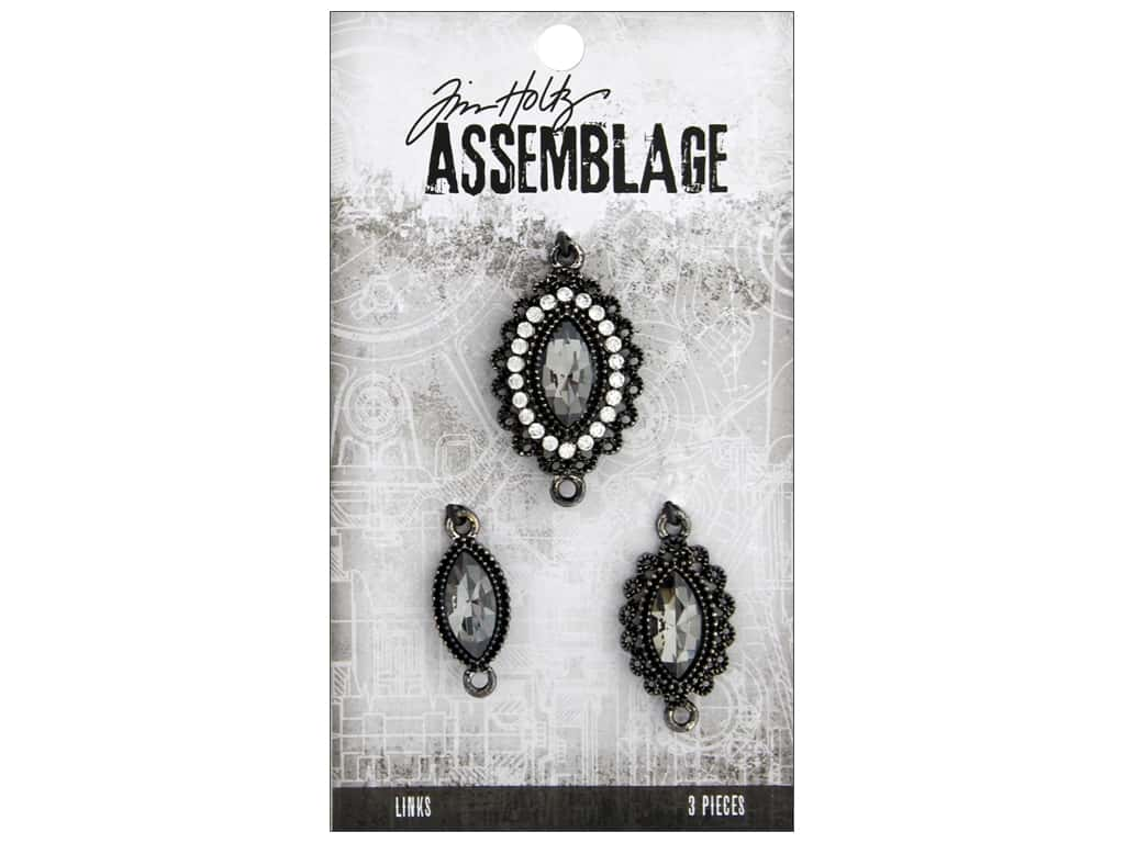 Tim Holtz Assemblage Link Fanciful Trio