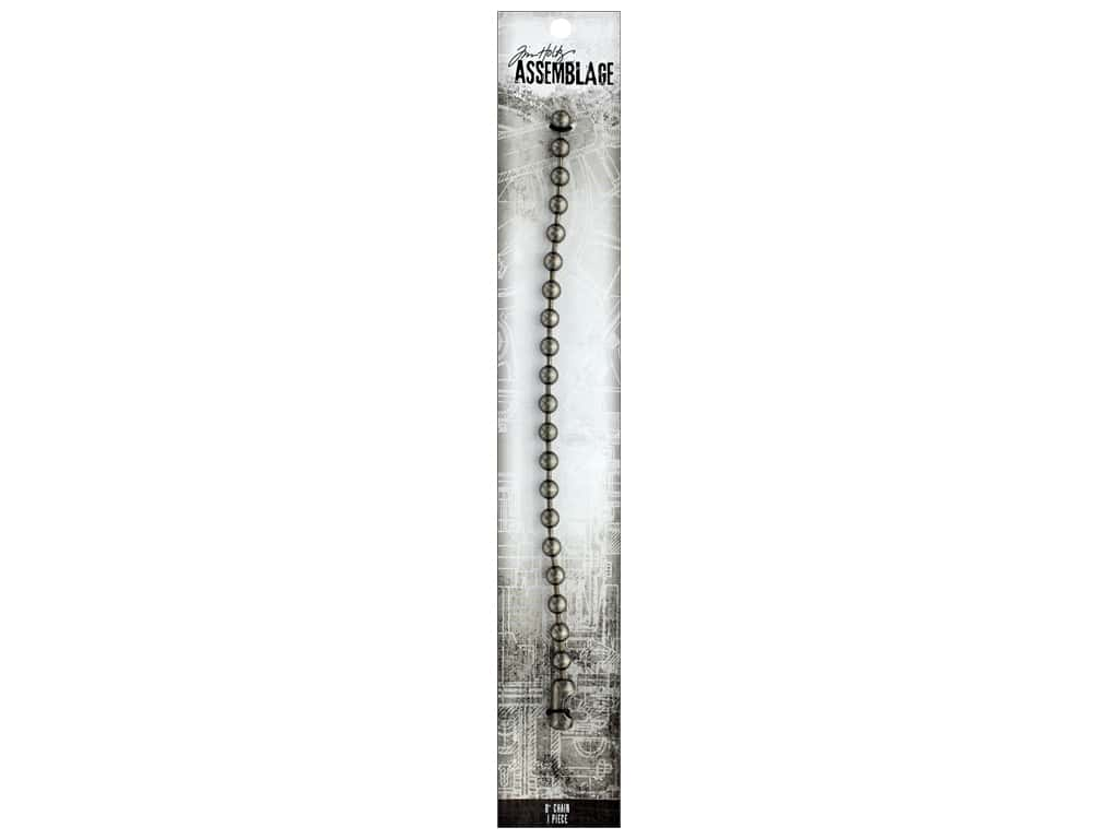 Tim Holtz Assemblage Chain 8 in. Bead