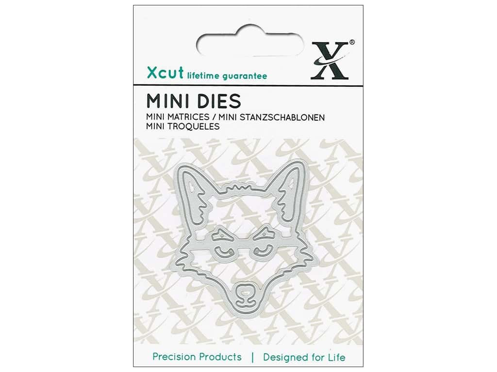 Docrafts Xcut Die Mini Fox Head