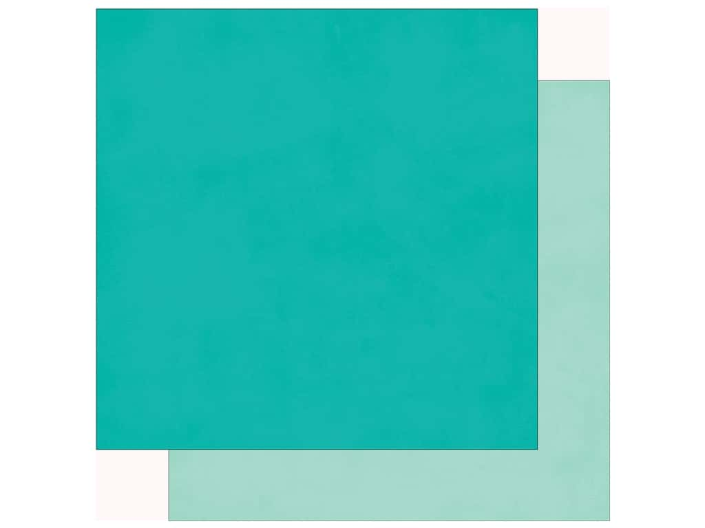 Echo Park Imagine That Boy Paper 12 in. x 12 in. Teal/Light Blue (25 pieces)