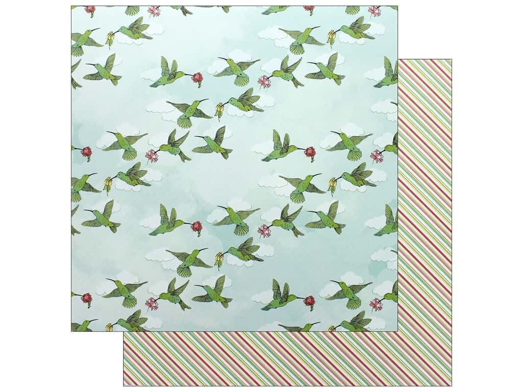 Photo Play 12 x 12 in. Paper Spread Your Wings Thrive (25 pieces)